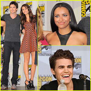 vampire diaries cast dating The vampire diaries (tv series 2009–2017) cast and crew credits, including actors, actresses, directors, writers and more.