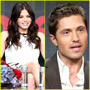 Jenna Dewan & Eric Winter: Lifetime Panel at TCA Tour 2013!