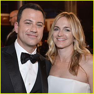 Jimmy Kimmel Marries Molly McNearney!