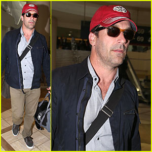 Jon Hamm: I've Never Had a Problem Making A Fool of Myself!