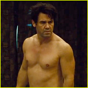 Josh Brolin Goes Shirtless in 'Oldboy' Red Band Trailer