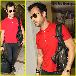 Justin Theroux: Jennifer Aniston Talks Skin Care Rules!