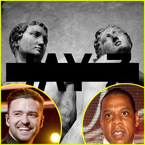 Justin Timberlake & Jay-Z: 'Holy Grail' - Listen Now!