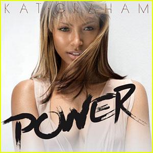 Kat Graham: 'Power' Single Artwork & Interview (Exclusive!)