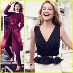 Kate Hudson: Ann Taylor Fall 2013 Campaign!