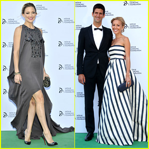 Kate Hudson: Novak Djokovic Foundation London Gala!