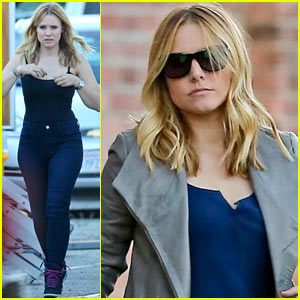 Kristen Bell: 'Parks & Recreation' Guest Star!