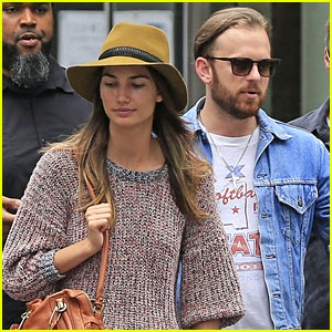 Lily Aldridge & Caleb Followill: Rock for Oklahoma Tonight!