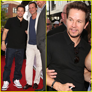 Mark Wahlberg: '2 Guns' Boston Premiere!