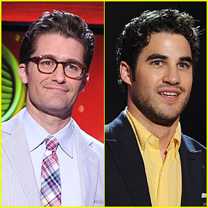 Matthew Morrison & Darren Criss: Do Something Awards Presenters!