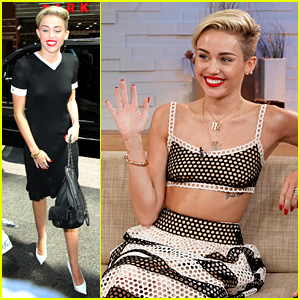 Miley Cyrus Announces iHeartRadio Music Festival Lineup!