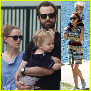 Natalie Portman: Family Fourth of July Weekend!