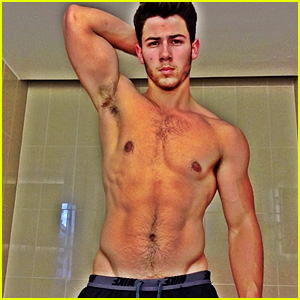 Nick Jonas Opens Up About Those Fake Nipple Photos