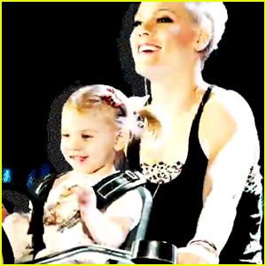 Pink: 'True Love' Video with Willow & Carey Hart - Watch Now!