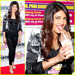 Priyanka Chopra: Millions of Milkshakes 'Exotic' Launch!