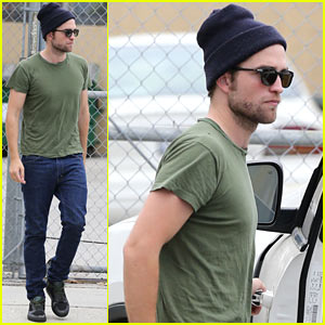 Robert Pattinson: 'Mission:Blacklist' Finds Its Director!