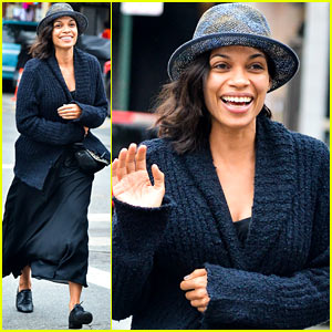 Rosario Dawson: 'I Have a Passion for All Things Nerdy!'