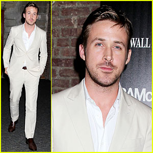 Ryan Gosling: 'Only God Forgives' NYC Screening!