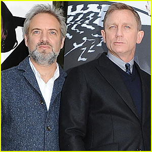 Sam Mendes Directing Daniel Craig in 'Bond 24'!