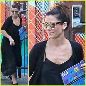 Sandra Bullock Can't Imagine Doing 'Heat' Sequel