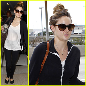 Shailene Woodley Shares Jennifer Lawrence's 'Beautiful' Advice