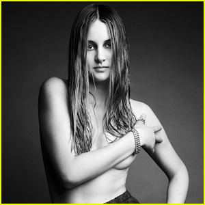 Shailene Woodley: Topless for 'Interview' Magazine!
