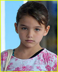 Suri Cruise: Sworn at for Not Signing Autograph