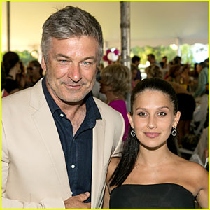 Alec Baldwin & Hilaria Thomas Welcome Baby Girl Carmen!