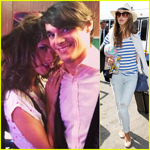 Alessandra Ambrosio: Funny or Die Video with RJ Mitte!