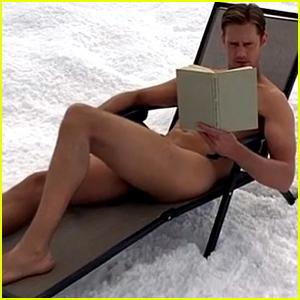 Alexander Skarsgard: Full Frontal Naked on 'True Blood' Finale (Video)