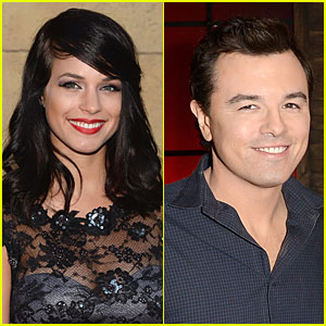 Alexis Knapp & Seth MacFarlane: Not Dating!