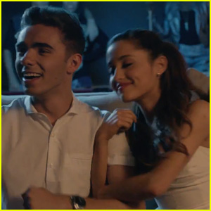 Ariana Grande & Nathan Sykes: 'Almost Is Never Enough' Video - Watch Now!