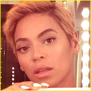 Amazing Beyonce Cuts Hair Debuts New Super Short Pixie Haircut Hairstyles For Men Maxibearus