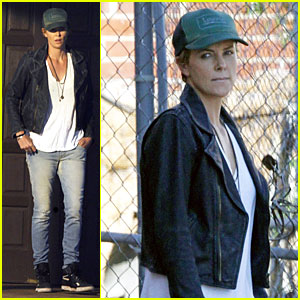 Charlize Theron: 'Dark Places' Starts Shooting!
