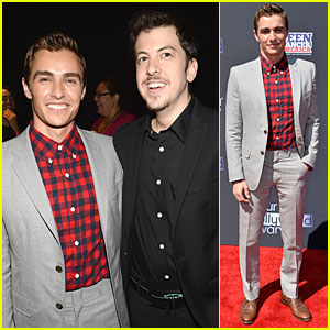 Dave Franco: Honored by Christopher Mintz-Plasse at Young Hollywood Awards