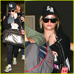 Demi Lovato: Itching to Get Back to Kenya!