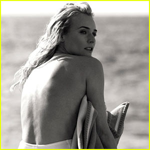 Diane Kruger: Chanel Behind the Scenes Images!