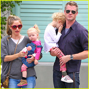 Eric Dane: I Got Lucky Marrying Rebecca Gayheart!