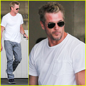 Eric Dane: 'The Last Ship' Role is Physically Challenging