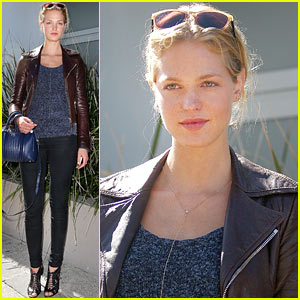 Erin Heatherton Explains Why She Loves Being a VS Angel!