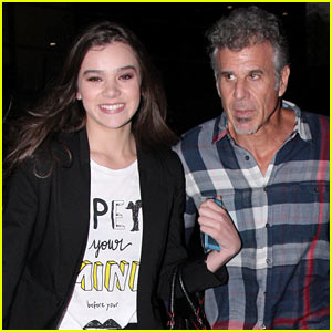 Hailee Steinfeld: 'Bruno Mars Has My Heart!'