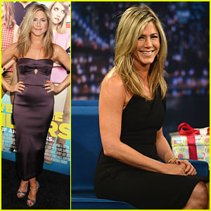 Jennifer Aniston: 'We're the Millers' NYC Premiere!