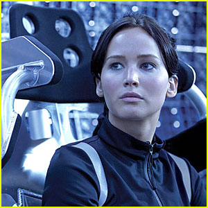 Jennifer Lawrence: New 'Catching Fire' Still!