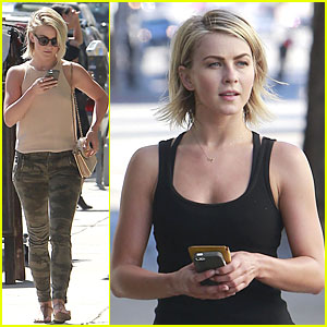 Julianne Hough: Multiple Body Sculpting Workouts with Lunch!