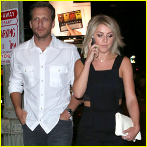 Julianne Hough Steps Out with Rumored Boyfriend Ari Sandel