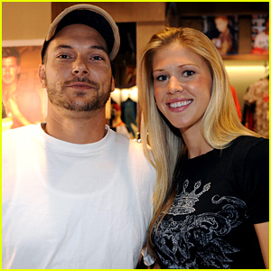 Kevin Federline: Married to Victoria Prince!