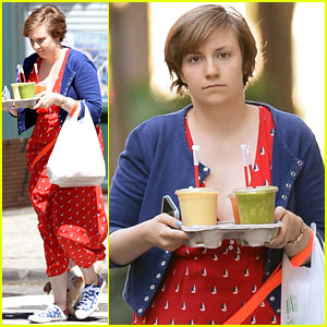 Lena Dunham 'Amazed' By Reaction to 'Girls' Finale