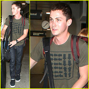 Logan Lerman: I Believe in Making Destiny Through Luck!