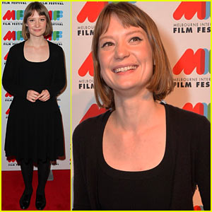 Mia Wasikowska: 'Turning' World Premiere!