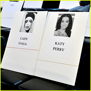 MTV VMAs 2013: Lady Gaga & Katy Perry Are Seatmates!